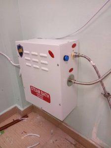 تصليح جهاز البخار المغربي